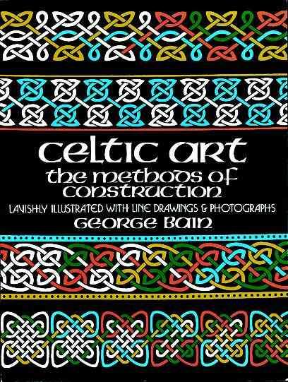 Celtic Art By Bain, George